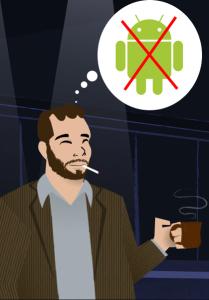 Wieder kein Android