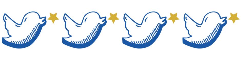 Twitter Vögel