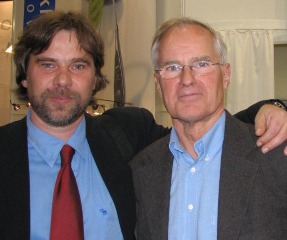 Jens und Paps