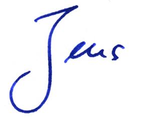 Jens (Unterschrift)