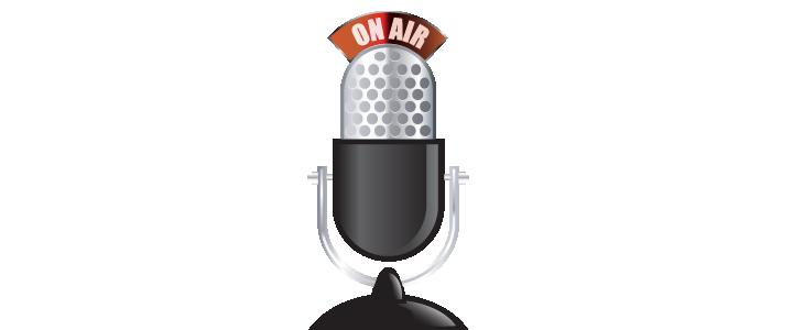 On air Mikrofon