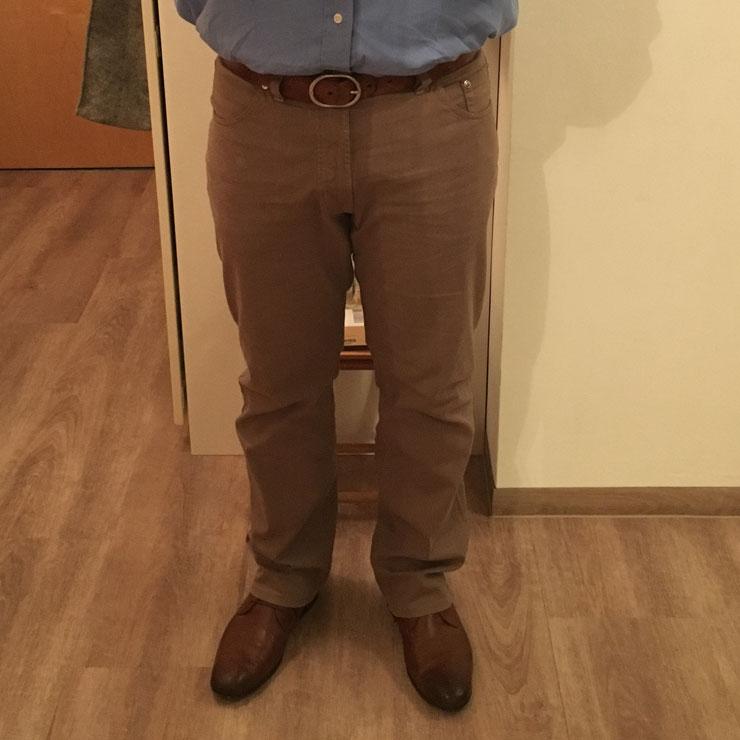 Neue Hose