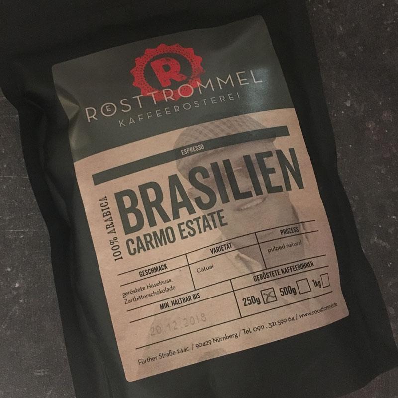 Espresso-Bohnen