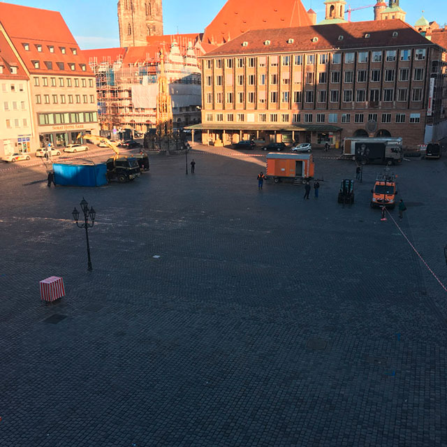 Hauptmarkt Nürnberg