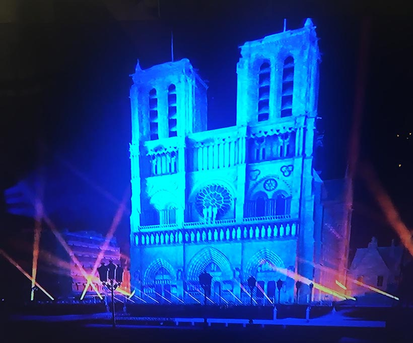 Notre Dame virtuell