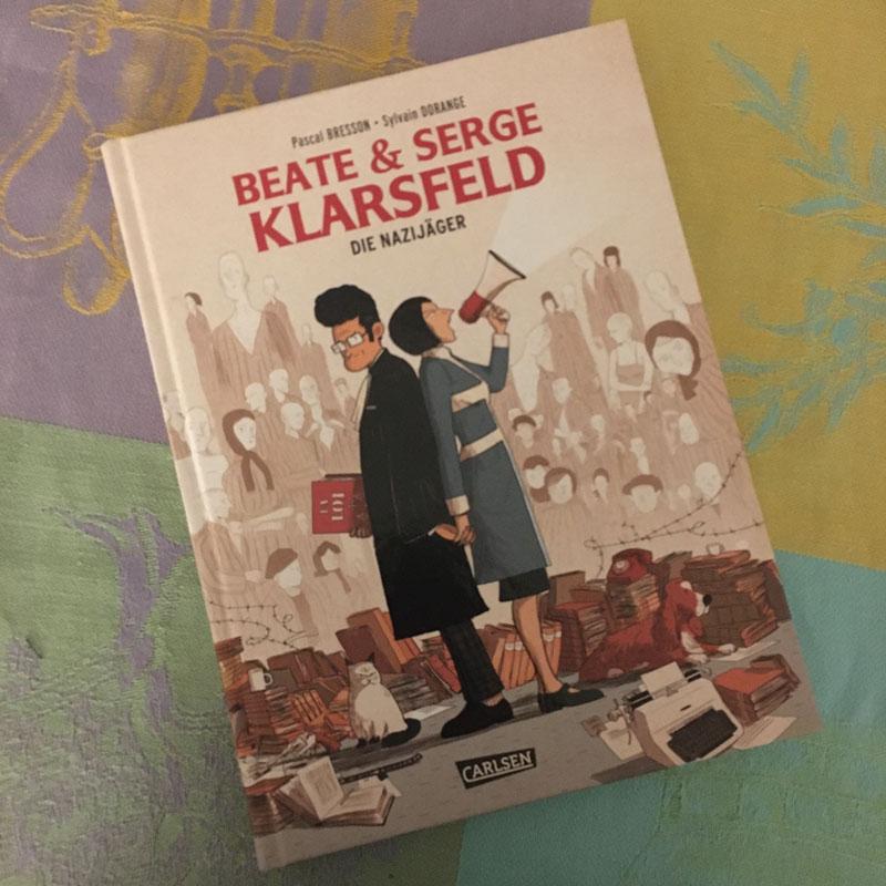Graphic Novel - Beate & Serfe Klarsfeld - Die Nazijäger